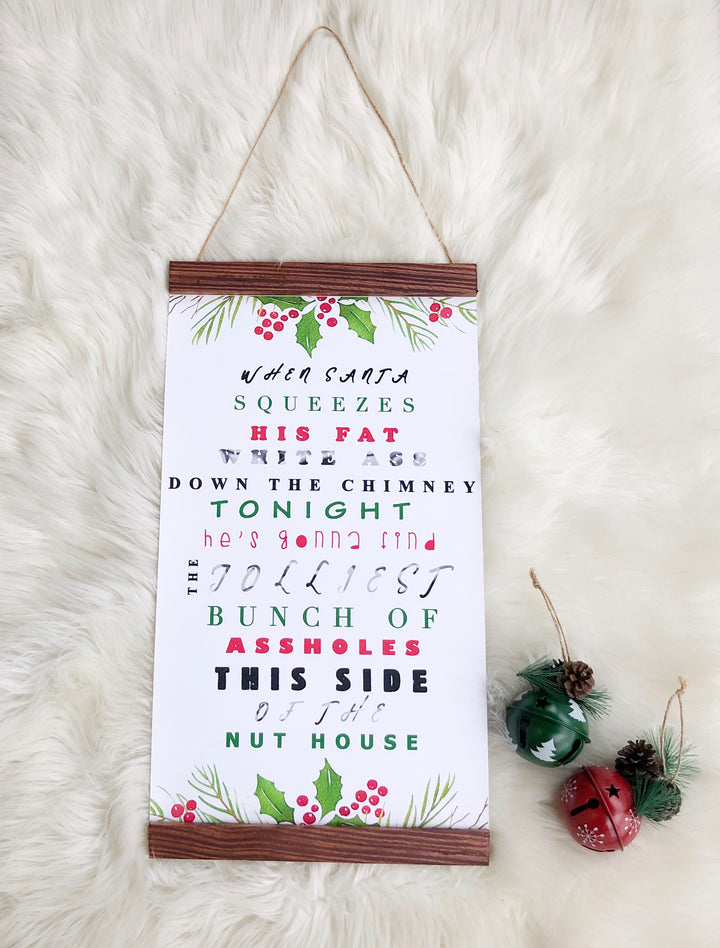 Christmas Vacation Christmas Decor
