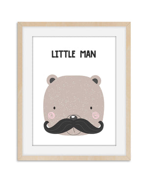 Little One Nursery Print