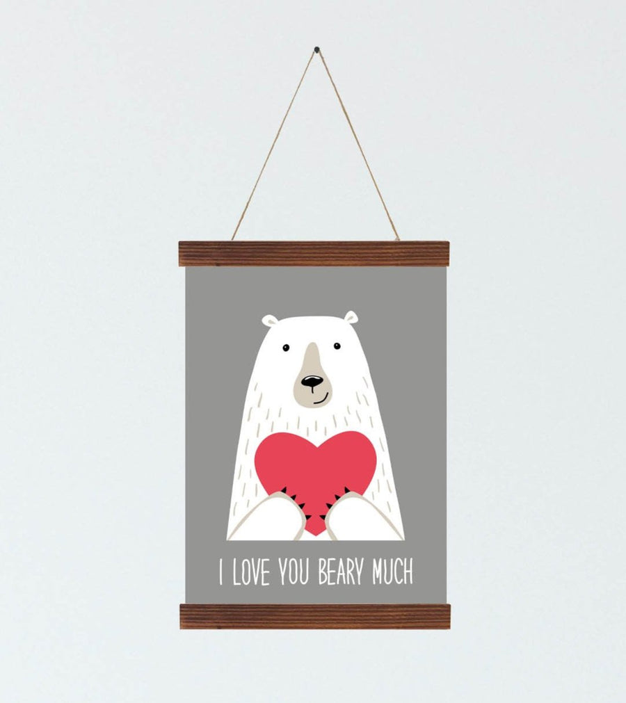 Bear Nursery Theme Decor