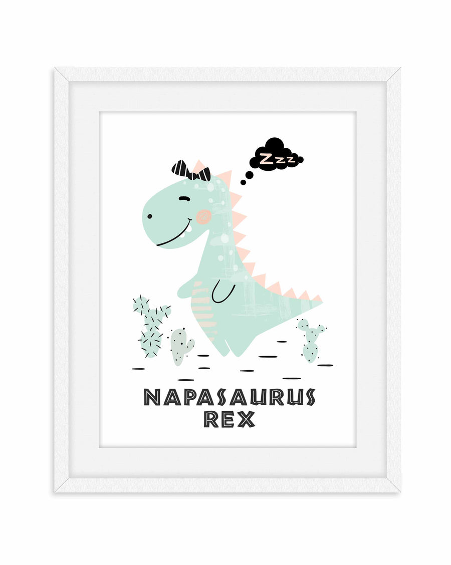 Cute Dinosaur Nursery Decor