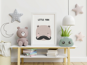 Little One Nursery Print - Digital Download