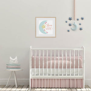 Framed Nursery Room Quotes