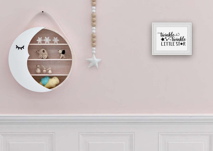 Twinkle Twinkle Nursery Decor Baby Room Decor Nursery Rhymes