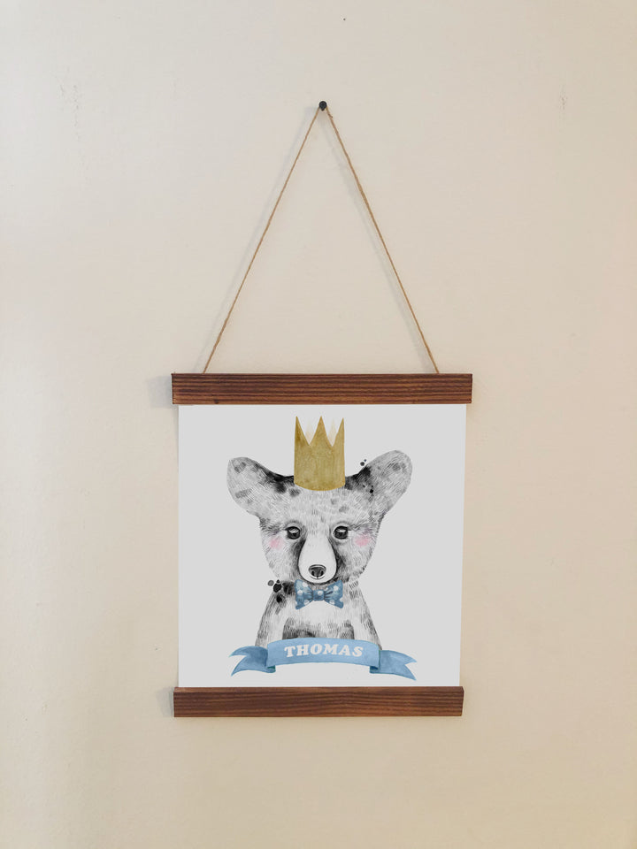 Bear Nursery Room Decor