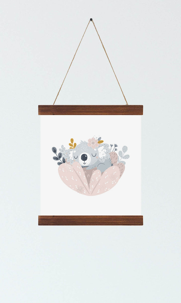 Koala Nursery Wall Art