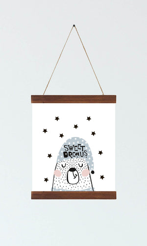 Sweet Dreams Nursery Decor