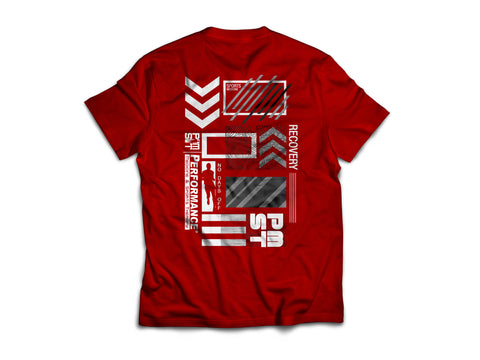 Performance Graphic T-Shirt
