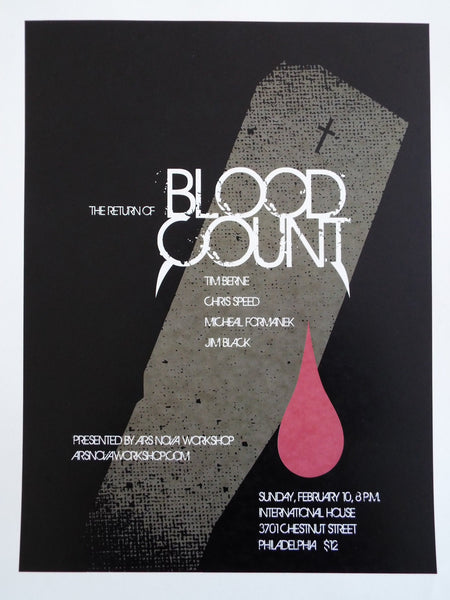 Return of Blood Count Poster