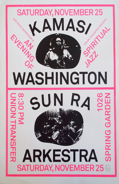 Kamasi Washington + Sun Ra Arkestra