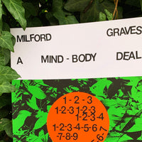 Milford Graves: A Mind-Body Deal Poster