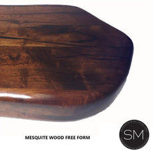 Luxury Narrow Entryway Mesquite Wood l Console table-Mexports By Susana Molina-Mexports® Inc by Susana Molina