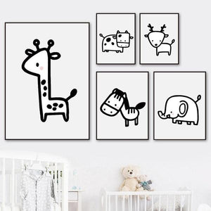 Kids Wall Art & Decor