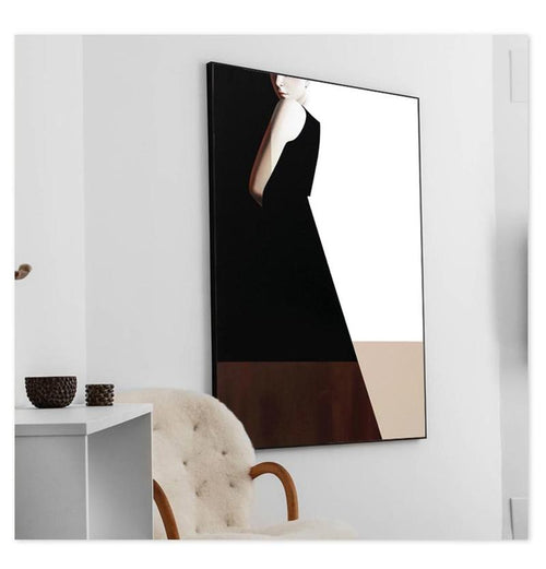 Classic Lady Series Design C Canvas Print-Heart N' Soul Home-Heart N' Soul Home