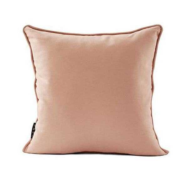 Daleyza Cotton Canvas Cushion Cover-Heart N' Soul Home-Soft Pink-45*45cm-Heart N' Soul Home