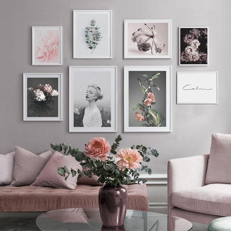 Flowers And Beauty Canvas Prints-Heart N' Soul Home-Heart N' Soul Home