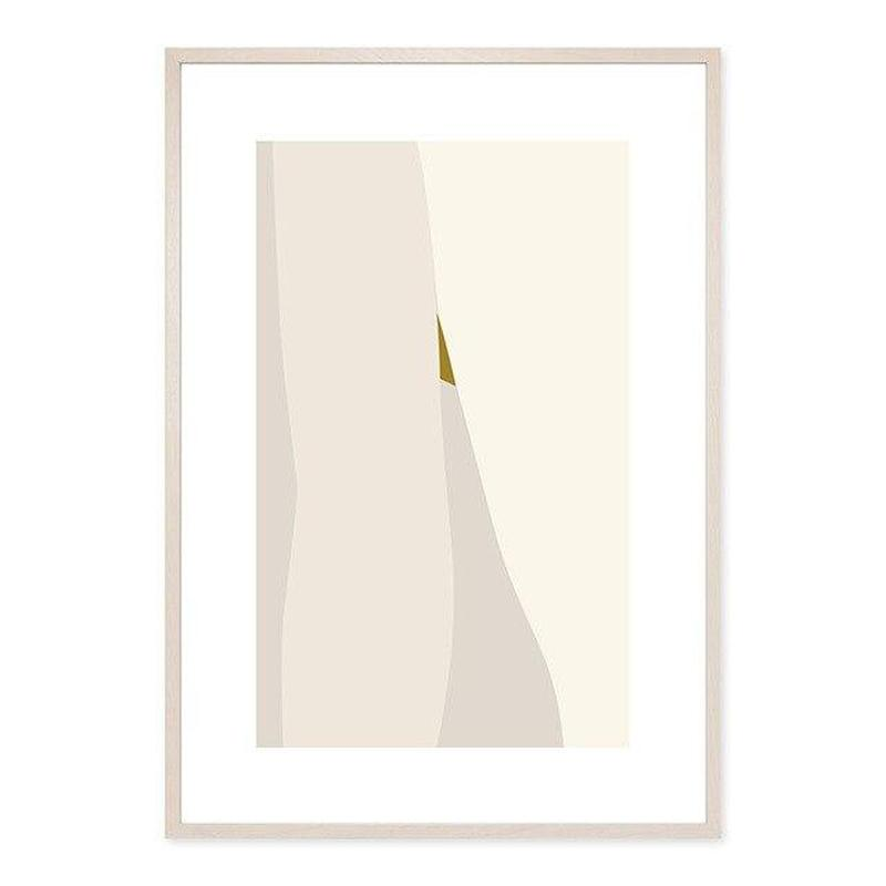 Minimalist Geometric Graphic Abstract Canvas Prints-Heart N' Soul Home-50x70 cm no frame-PICTURE D-Heart N' Soul Home