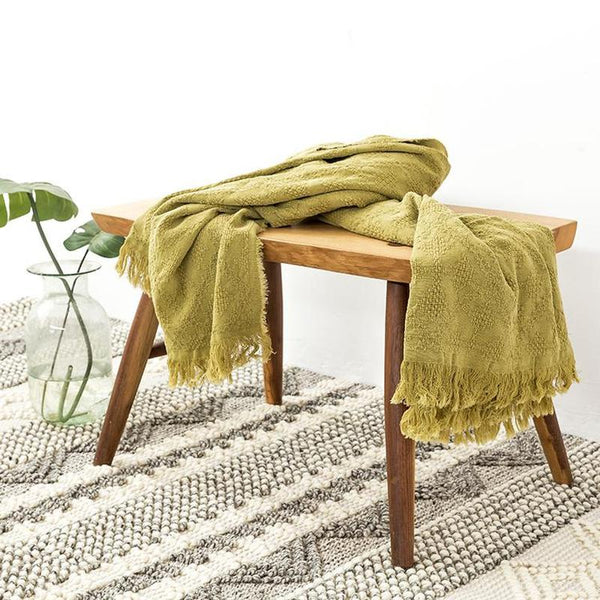 Myla Tassel Throw - 18 Designs-Heart N' Soul Home-WD-08-127x152CM-Heart N' Soul Home
