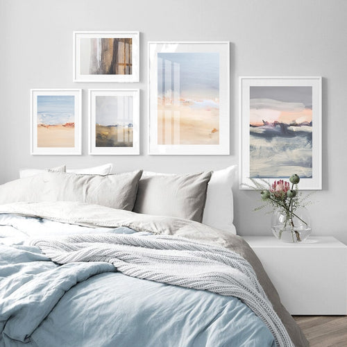 Scenery Painting Art Prints-Heart N' Soul Home