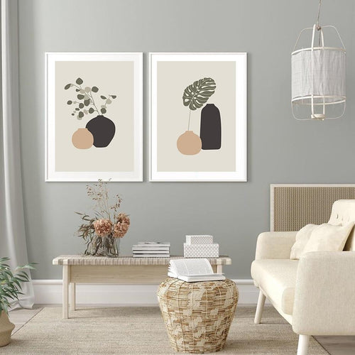 Nature And Plant Illustrations Art Prints-Heart N' Soul Home