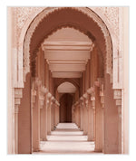 Morocco Architecture Desert And Beauty Canvas Prints