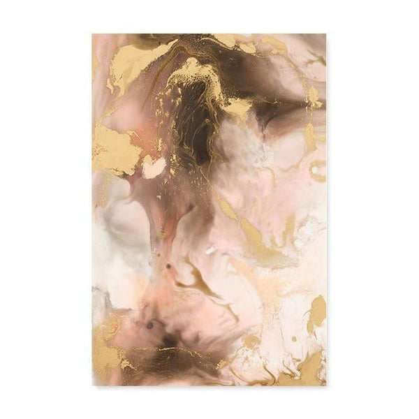 Warrior Princess Series Canvas Prints-Heart N' Soul Home-70x100 cm no frame-Abstract Art-Heart N' Soul Home