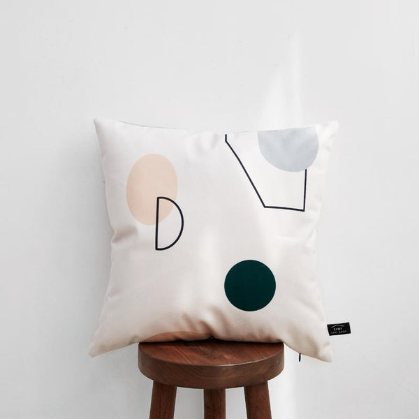 Zara Cushion Cover-Heart N' Soul Home-45 x 45 cm No Insert-Heart N' Soul Home