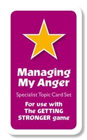 Getting Stronger Cards   Managing My Anger