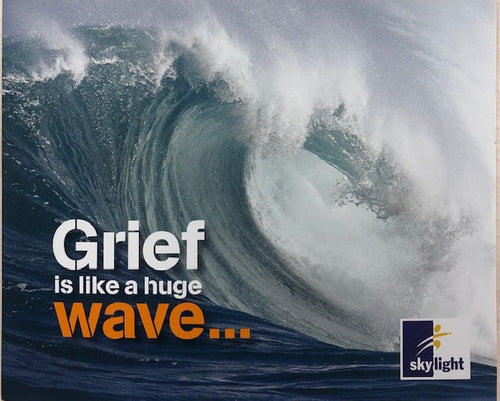 Grief Is Like A Wave