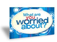 Children's Support Booklets What are you worried about