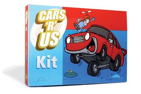 Cars R Us Cards