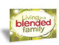 Children's Support Booklets  Living in a Blended Family