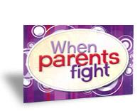 Children's Support Booklets  When Parents Fight