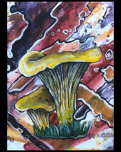 "Load image into Gallery viewer, ""Chanterelle 2"""