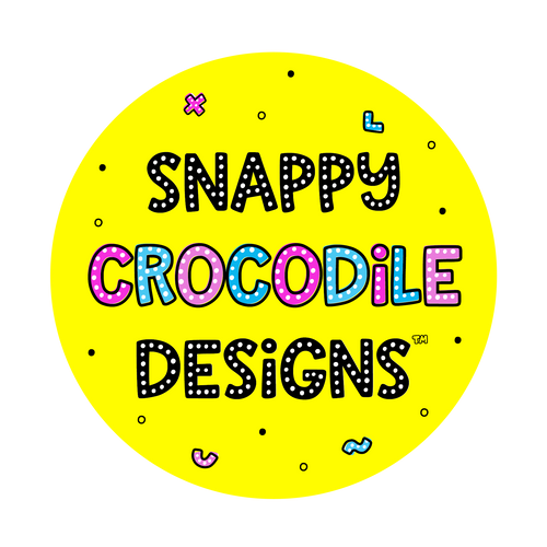 Snappy Crocodile Designs - Wholesale