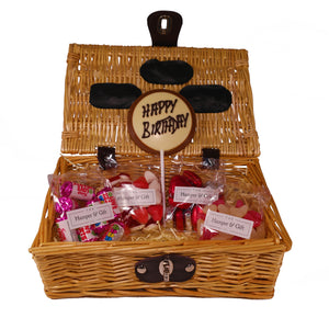 Happy Birthday Chocolate & Sweet with Love Hamper