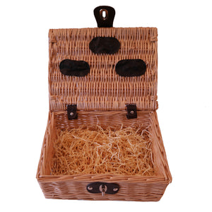 Wicker Hamper Gift Basket