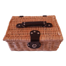 Load image into Gallery viewer, Wicker Hamper Gift Basket