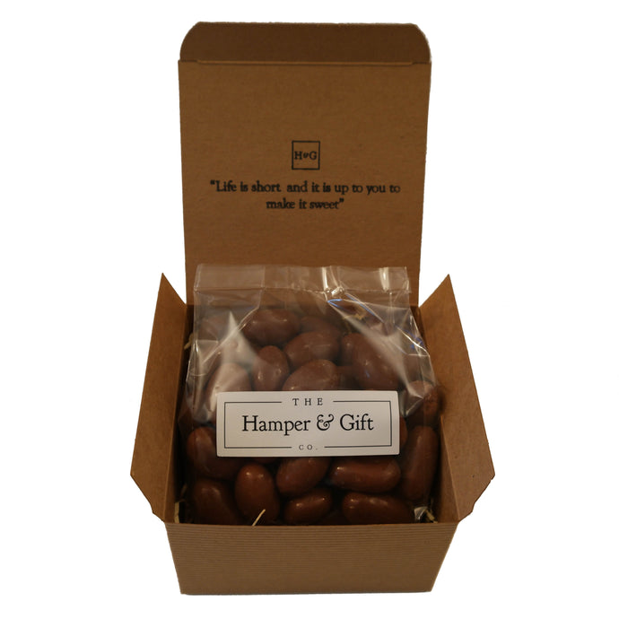 Chocolate Brazil Nut Gift Box