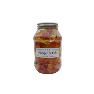 Sugar Free Fruit Mix Sweet Jar