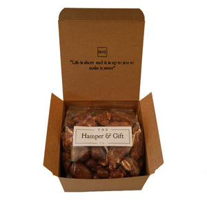 Chocolate Nut Gift Box
