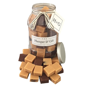 Fudge Jar