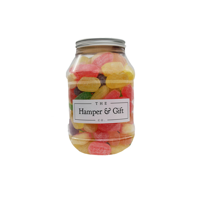 Sugar Free Hard Boiled Sweet Jar