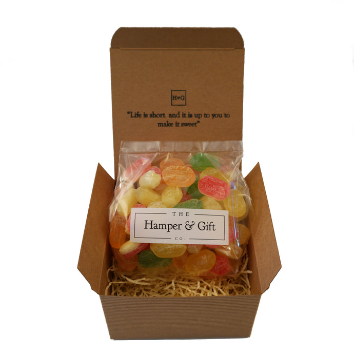 Sugar Free Hard Boiled Sweet Gift Box