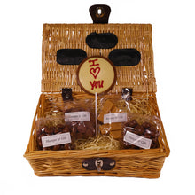 Load image into Gallery viewer, 'I Love You' Chocolate & Fudge Hamper