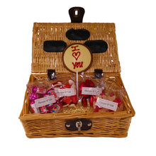 Load image into Gallery viewer, 'I Love You' Chocolate & Sweet with Love Hamper