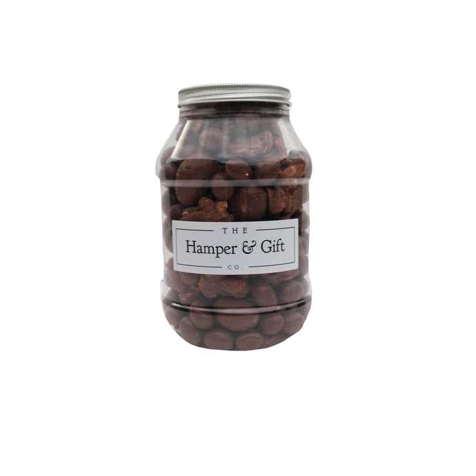 Chocolate Nut Jar