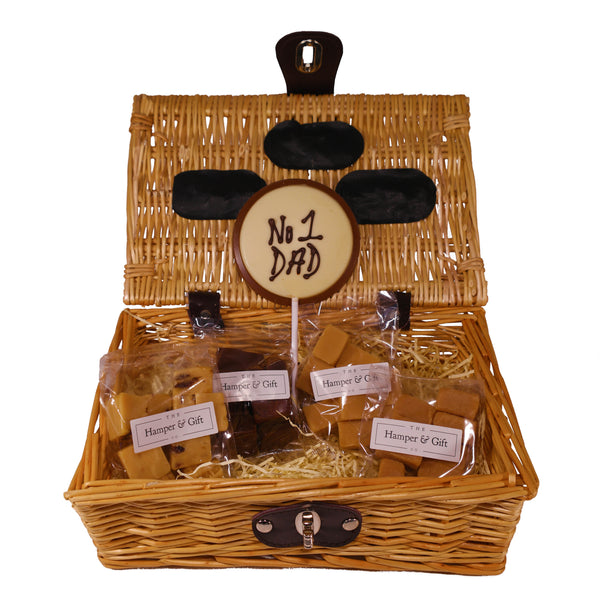 Dad's Fudge Hamper
