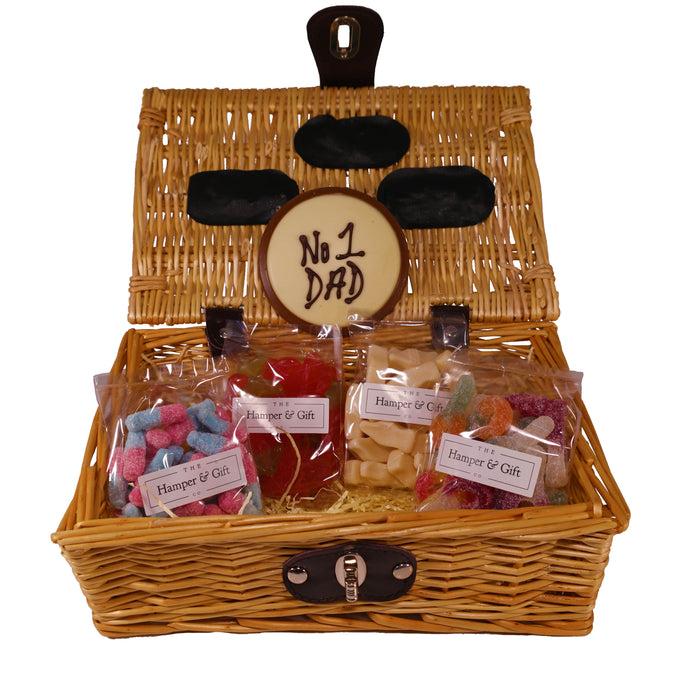 Dad's Pick 'n' Mix Sweet Hamper