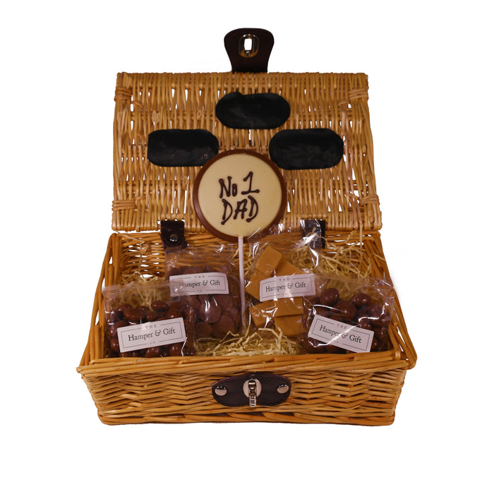 Dad's Chocolate & Fudge Hamper