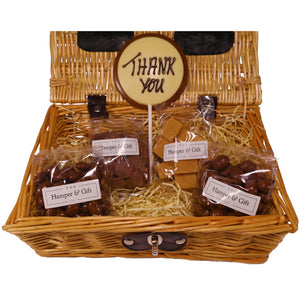 Thank You Chocolate & Fudge Hamper